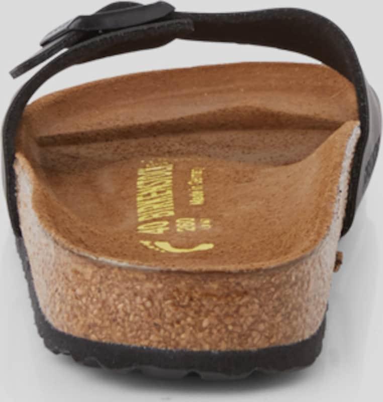 BIRKENSTOCK Pantolette Madrid Verschleißfeste billige Schuhe