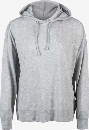 ENDURANCE ATHLECIA Kapuzensweatshirt 'Singo' in hellgrau, Produktansicht