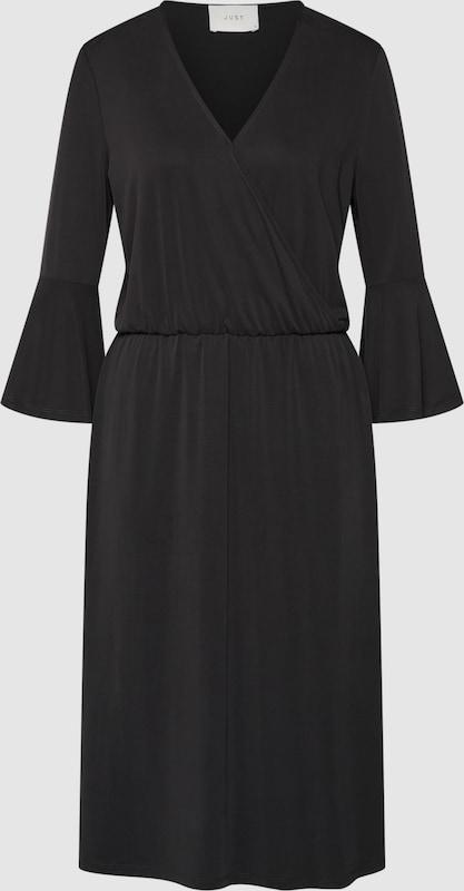 JUST FEMALE Kleid in schwarz  Große Preissenkung