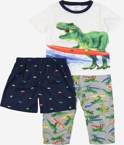 Carter's Set 'Surf Dino' in mischfarben, Produktansicht