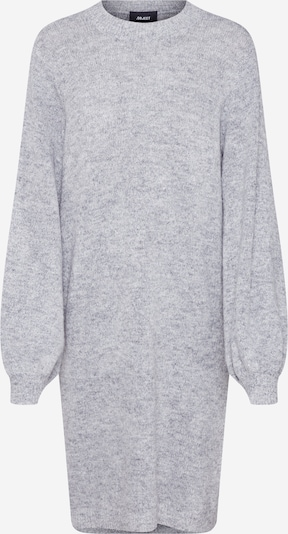 OBJECT Pletena obleka 'EVE NONSIA' | svetlo siva / pegasto siva barva, Prikaz izdelka