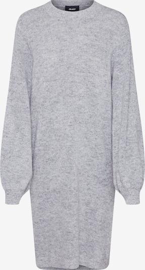 OBJECT Kleid 'EVE NONSIA' in hellgrau / graumeliert, Produktansicht