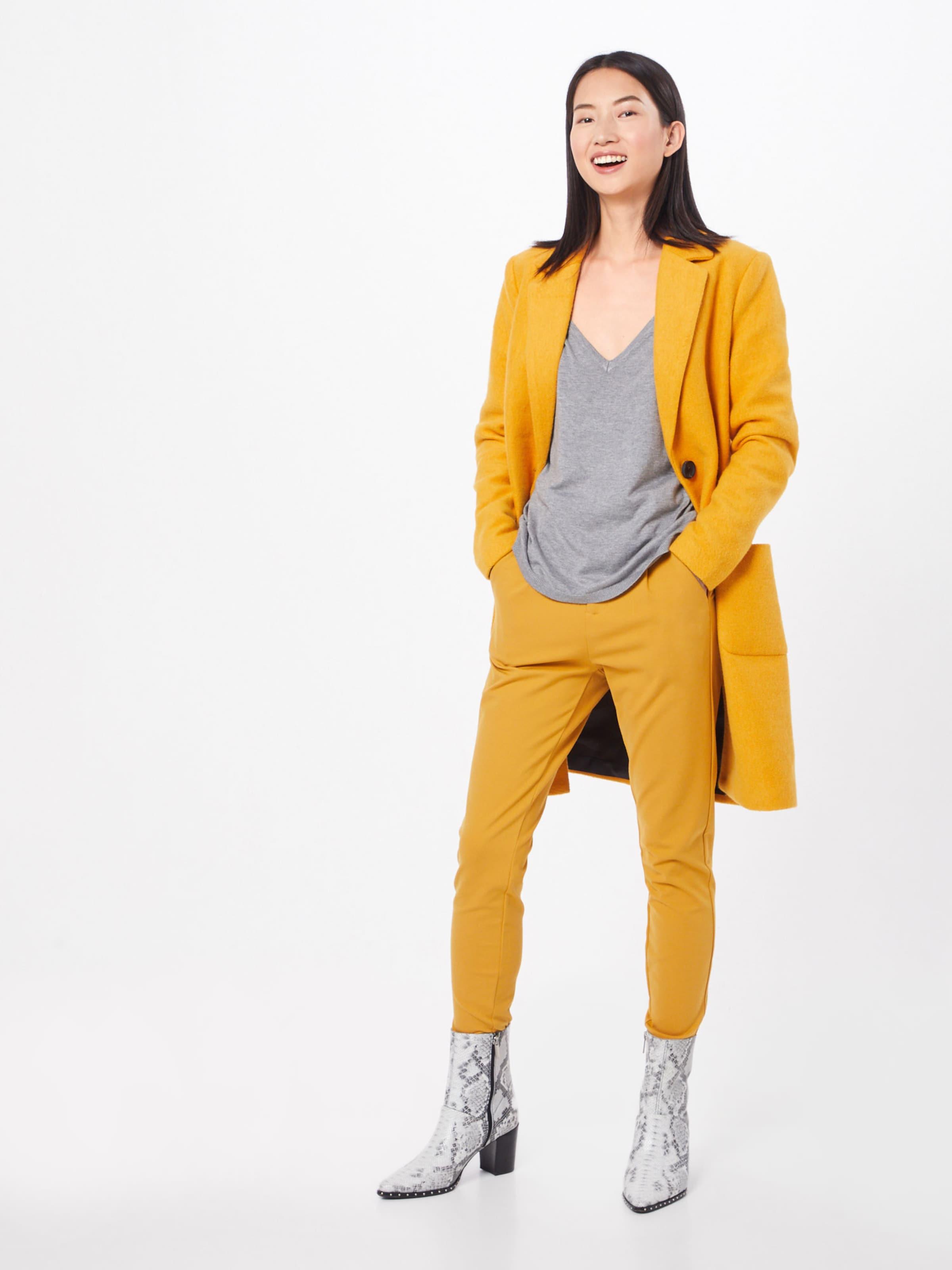 Pullover In Grau V Ichi 'mafa Ls2' 7yvYgbf6