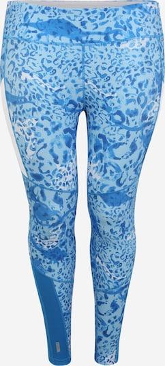 Only Play Curvy Športne hlače | modra barva, Prikaz izdelka