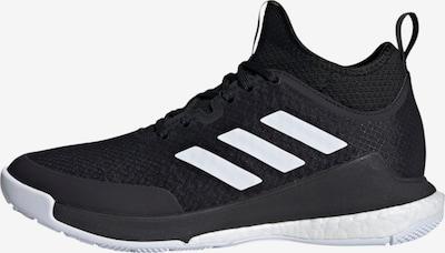 ADIDAS PERFORMANCE Sportschoen 'Crazyflight' in de kleur Zwart / Wit, Productweergave