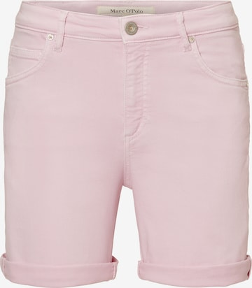 Marc O'Polo Shorts in Pink