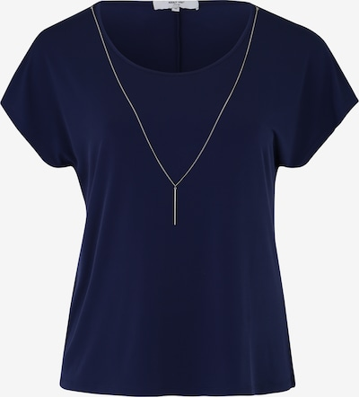 ABOUT YOU Curvy Shirt 'Mandy' in navy: Frontalansicht