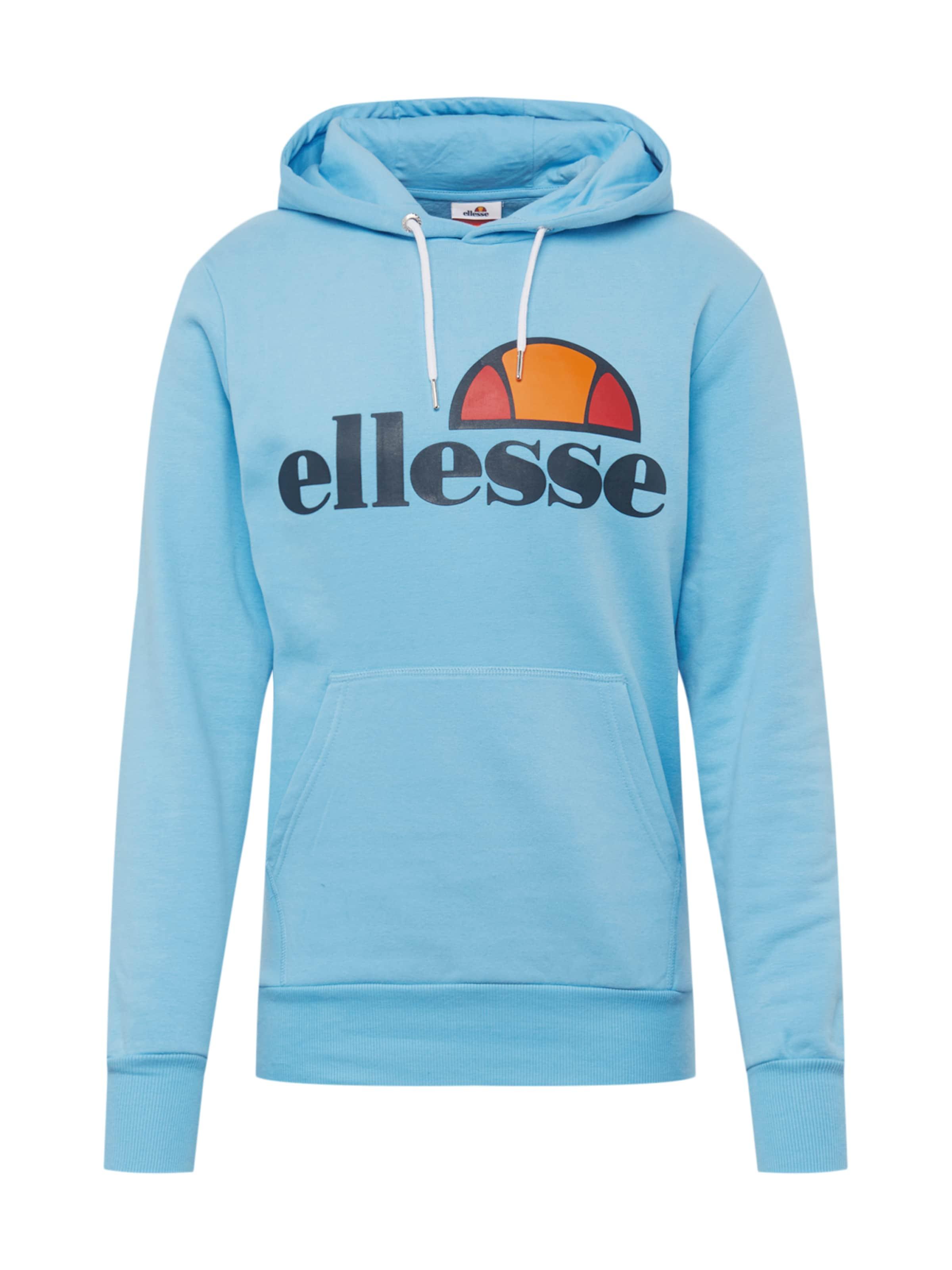 shirt Ellesse Clair Bleu 'gottero' En Sweat BroeECQdWx