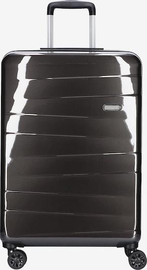 Epic Vision 4-Rollen Trolley 65 cm in schwarz, Produktansicht