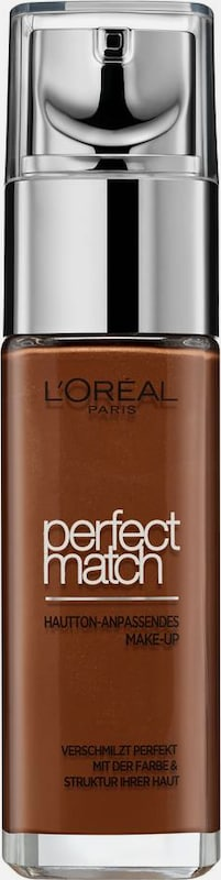 L'Oréal Paris 'Perfect Match', Hautton-anpassendes Make-Up