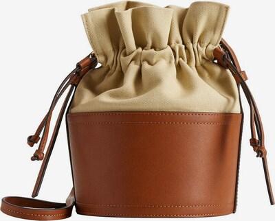 MANGO Tasche 'Min Artadi' in cognac / hellbraun, Produktansicht