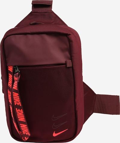 NIKE Tasche 'Advance' in koralle / weinrot, Produktansicht