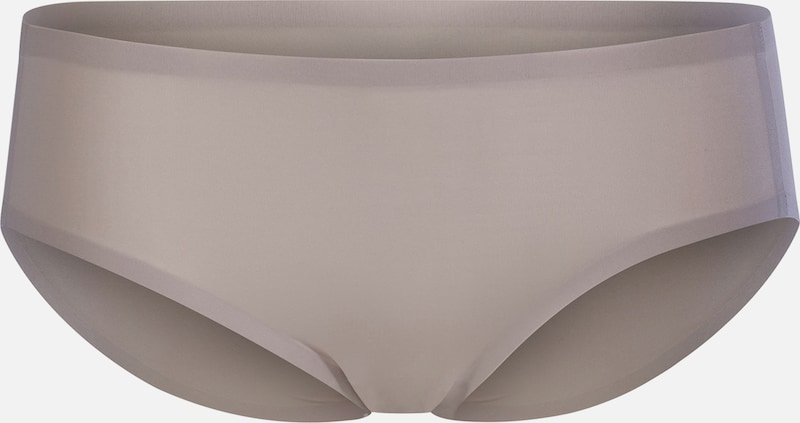 Royal Lounge Intimates Hipster Slip 'Shorty Fit' in taupe: Frontalansicht
