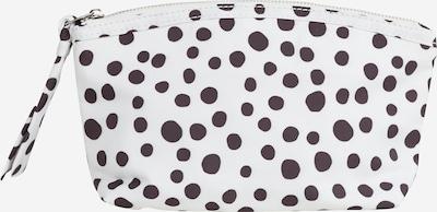 fekete / fehér EDITED Kozmetikai táskák 'Zerenity Small', Termék nézet