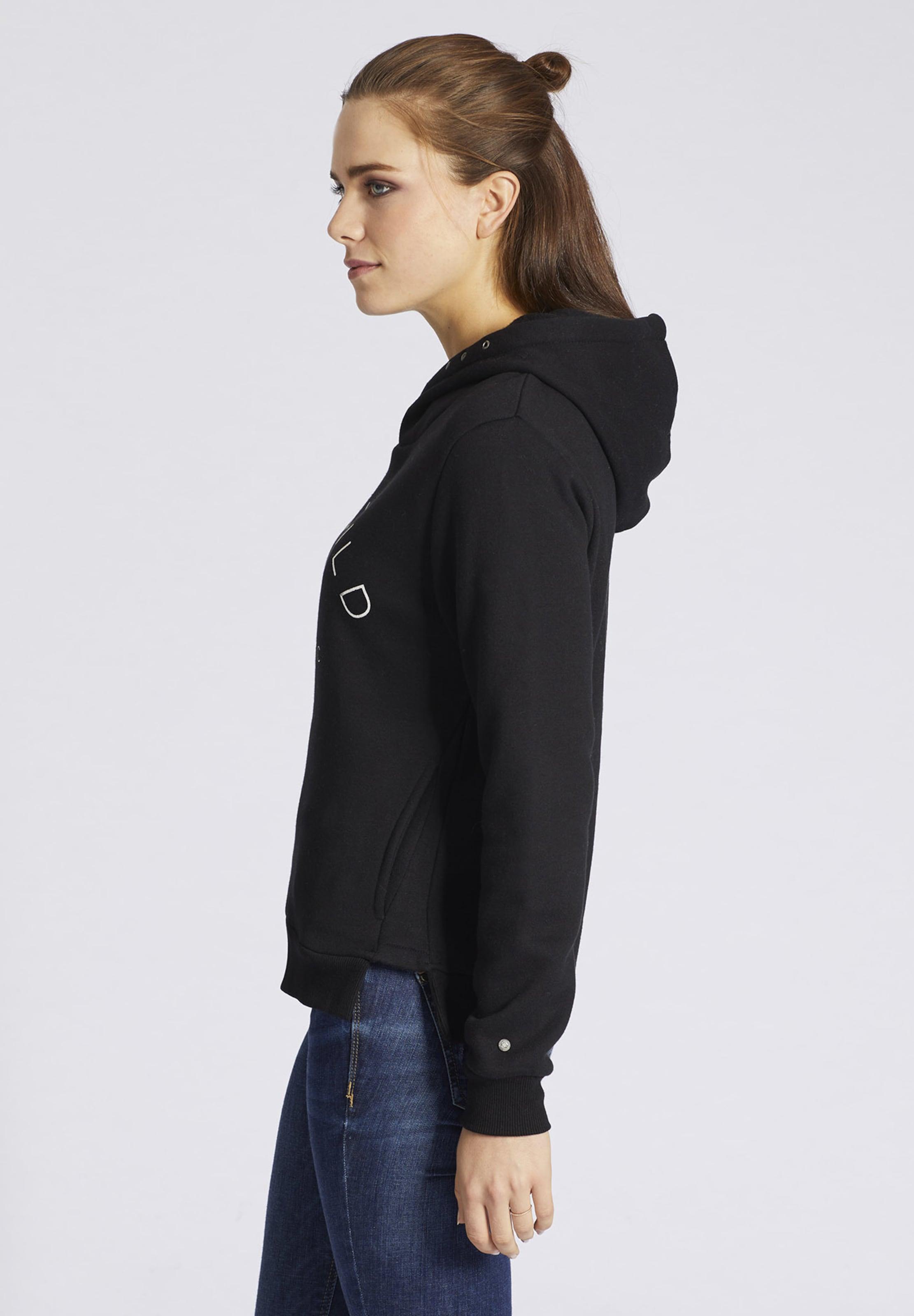 Viele Arten Von Online-Verkauf khujo Sweatshirt 'REBECCA' Verkauf Bestseller Freies Verschiffen Sammlungen XjhItQ4