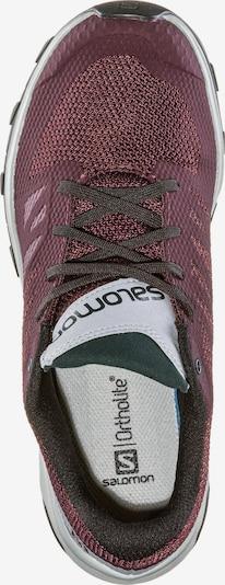 SALOMON Botas 'Outline W' en gris claro / burdeos, Vista del producto