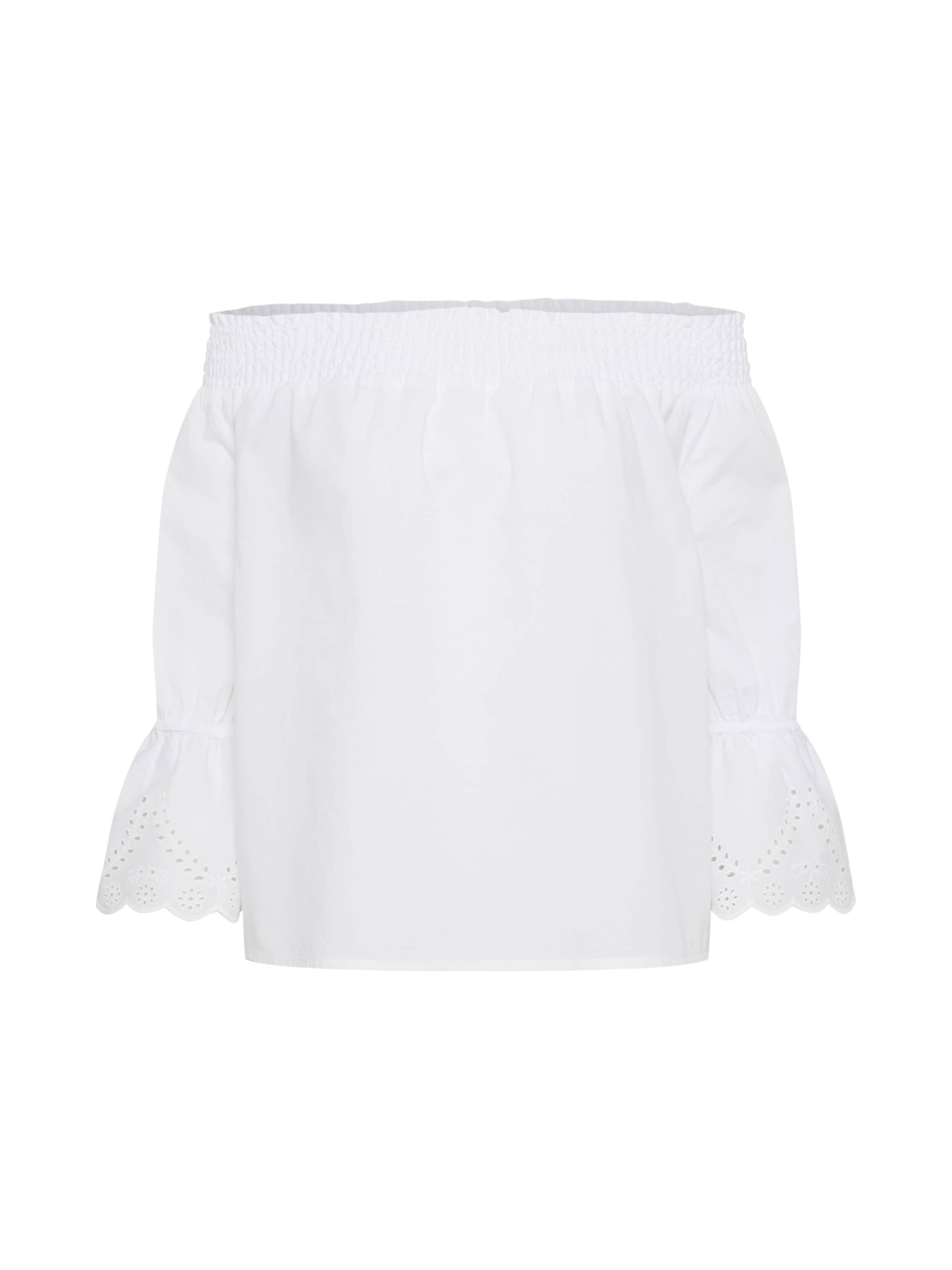 Bluse Tom In Tailor Weiß Denim HW2ID9E