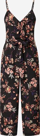 Tuta jumpsuit 'EVA' VERO MODA di colore blu violetto / rosa / nero / bianco, Visualizzazione prodotti