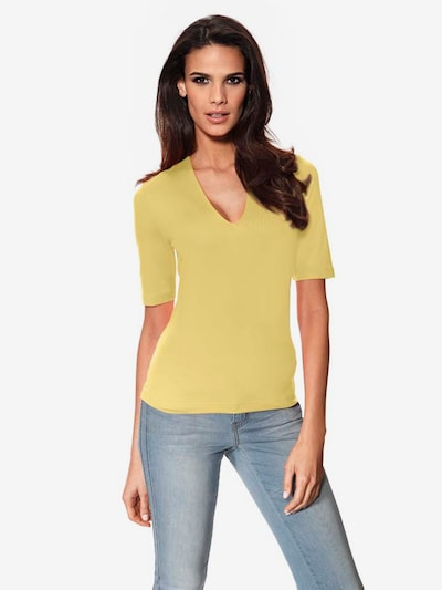 Ashley Brooke by heine Majica u limun žuta: Prednji pogled