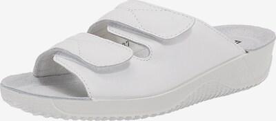 ROHDE Pantolette 'Soltau-40' in weiß, Produktansicht