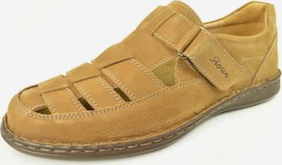 SIOUX Sandalen in braun, Produktansicht
