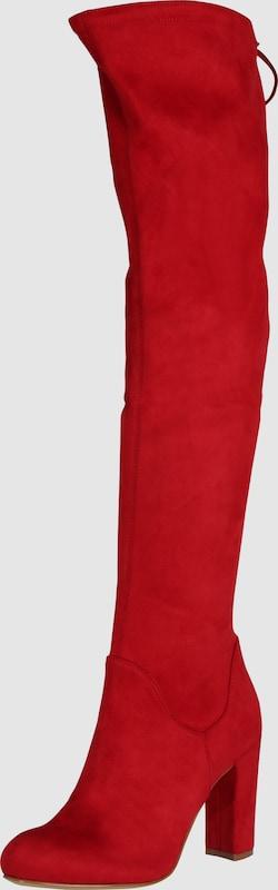 BUFFALO Stiefel 'VIBRANT Textil Lässig wild