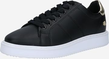 Lauren Ralph Lauren Sneakers 'Angeline II' in Black