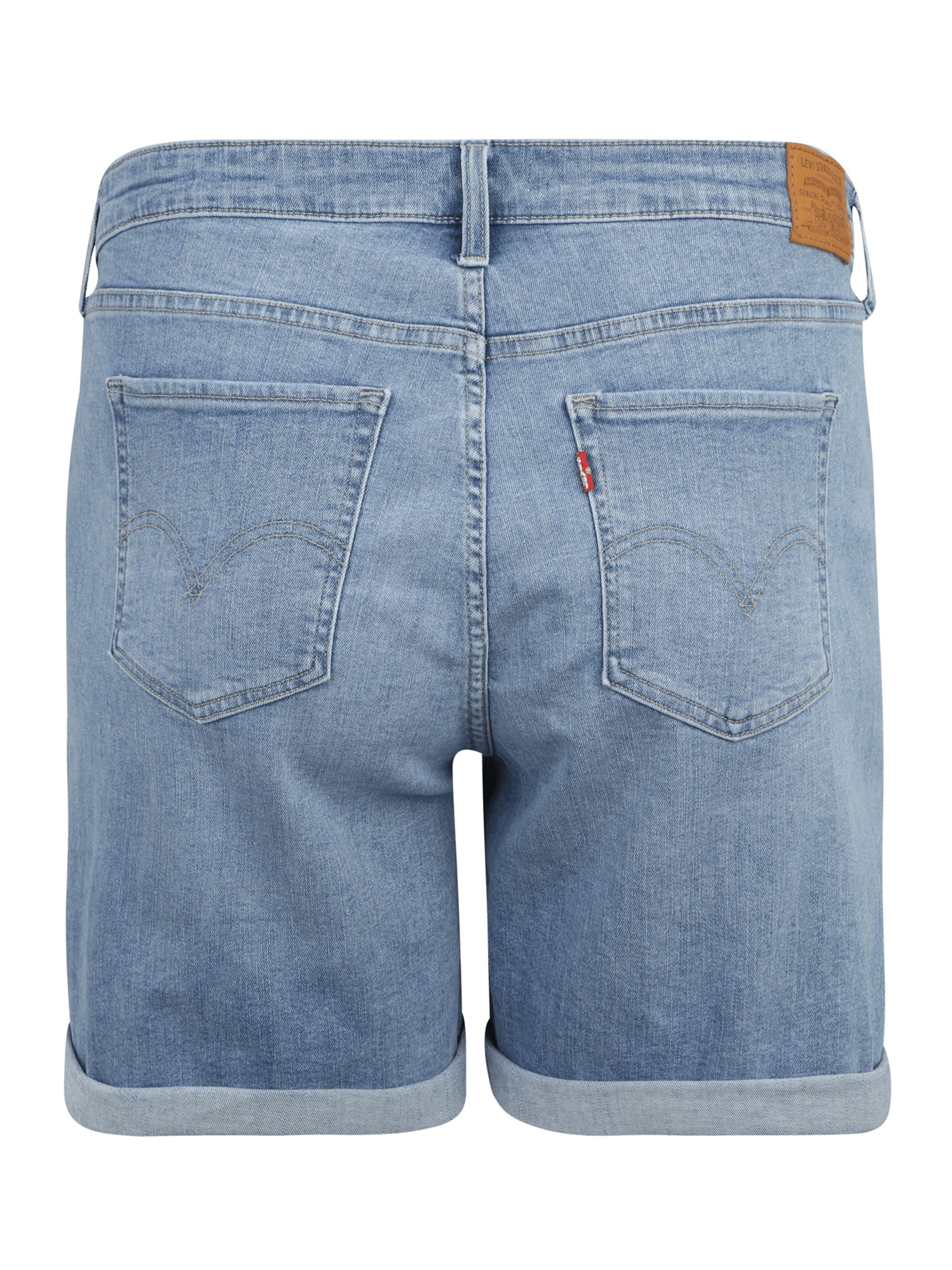 Jean Levi's® Plus 'new En Bleu Short' Denim hCtsrdxQ
