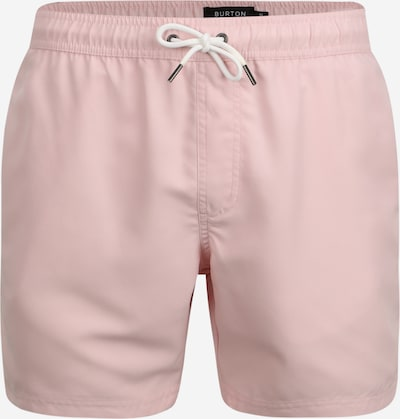 BURTON MENSWEAR LONDON Badehose in rosa, Produktansicht