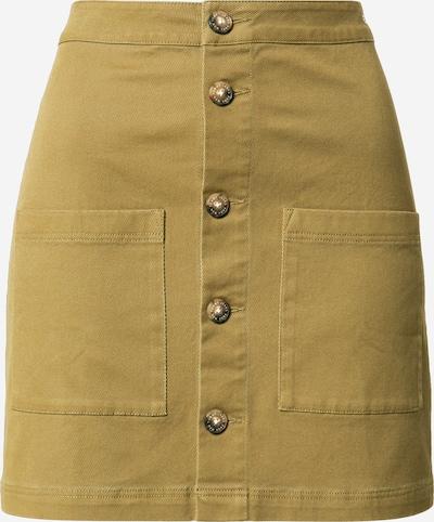 Tommy Jeans Sukně - béžová / hnědá, Produkt