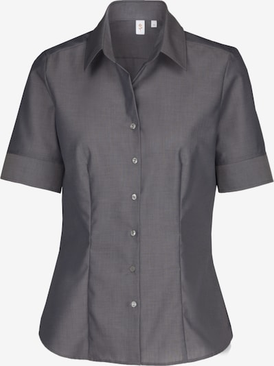 SEIDENSTICKER City-Bluse 'Schwarze Rose' in grau, Produktansicht