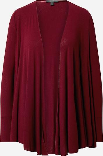 Esprit Collection Cardigan 'Noos' in bordeaux, Produktansicht