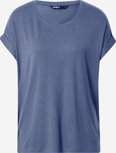 Tricou ONLY pe albastru porumbel, Vizualizare produs
