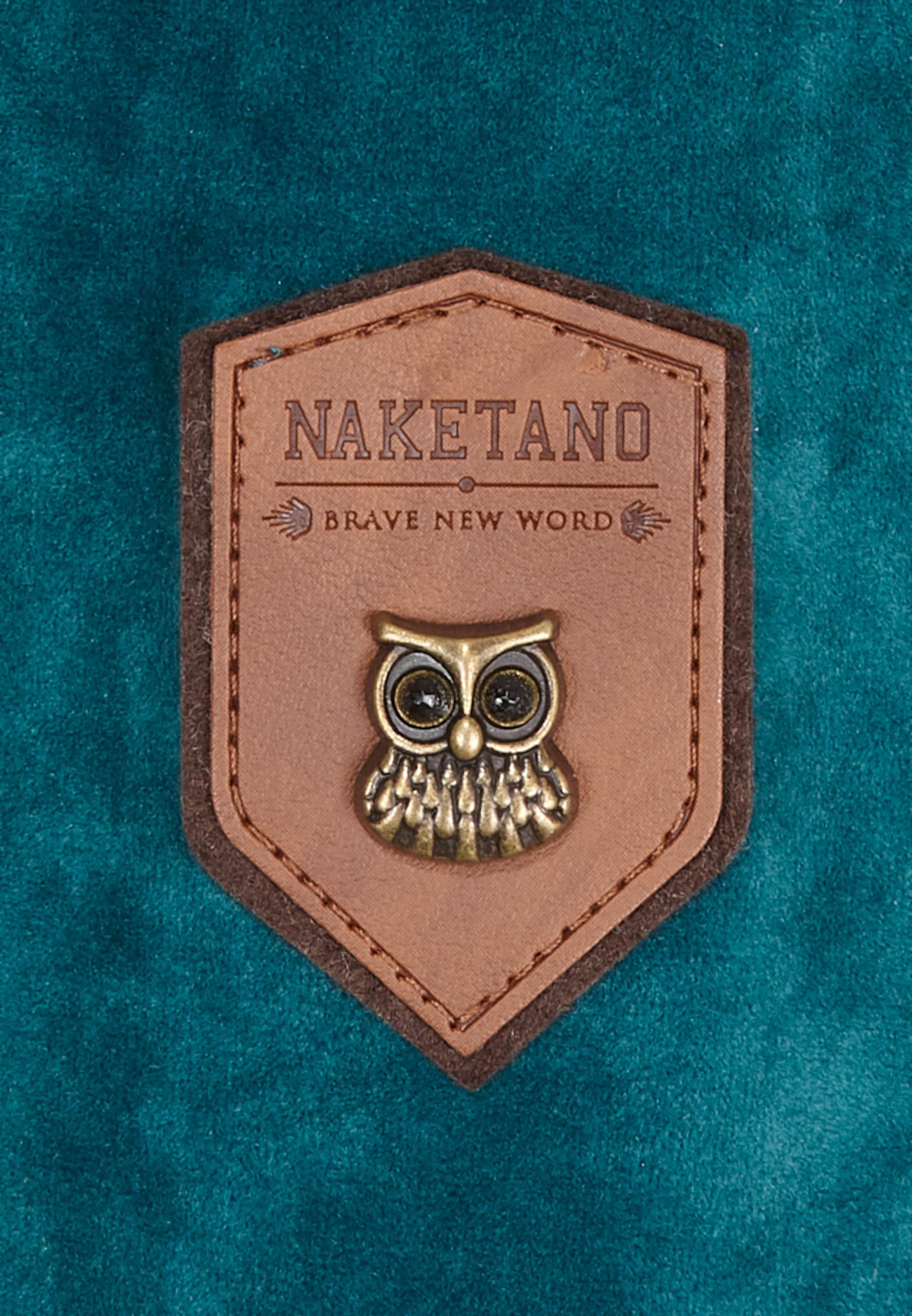 Petrol Petrol Naketano Naketano In Sweatshirt Naketano In Naketano Sweatshirt In Sweatshirt Sweatshirt Petrol In bfyY76g