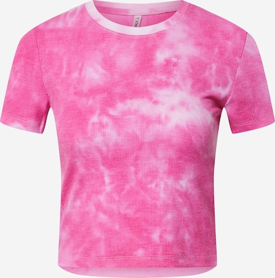 ONLY T-Shirt in pink / rosé, Produktansicht