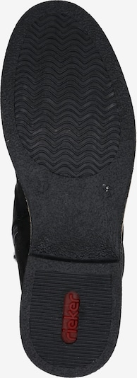RIEKER Laarzen in de kleur Zwart: Onderaanzicht