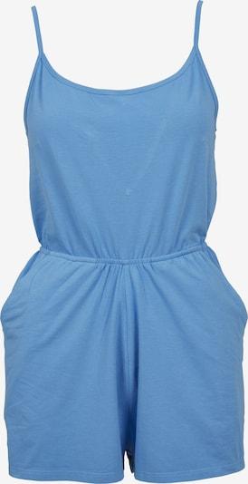 Urban Classics Jumpsuit in blau: Frontalansicht