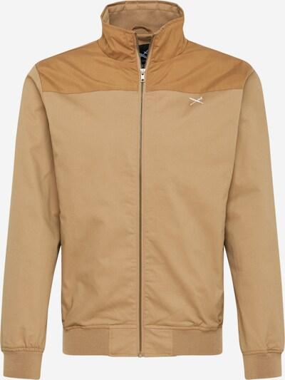 Iriedaily Přechodná bunda - béžová / tmavě béžová, Produkt