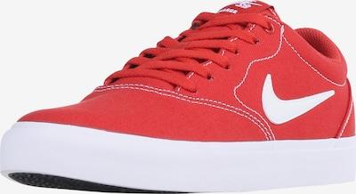Nike SB Nízke tenisky 'Charge' - červené / biela, Produkt