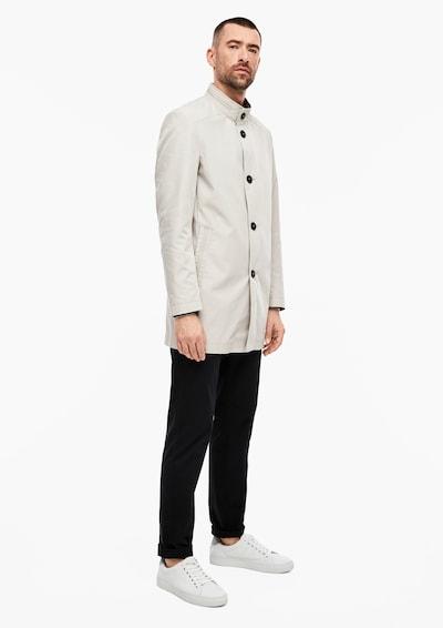 s.Oliver BLACK LABEL Mantel in creme, Modelansicht