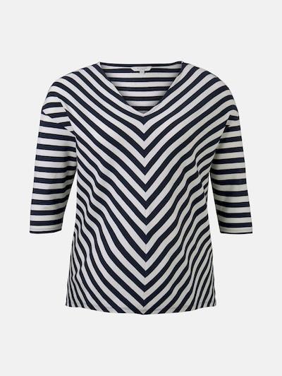 MY TRUE ME T-Krekls pieejami zils / balts, Preces skats