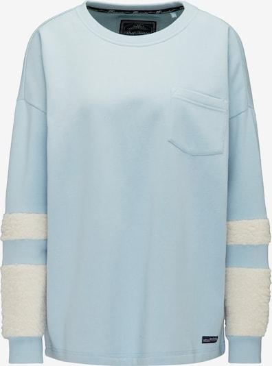 DREIMASTER Sweater in hellblau, Produktansicht