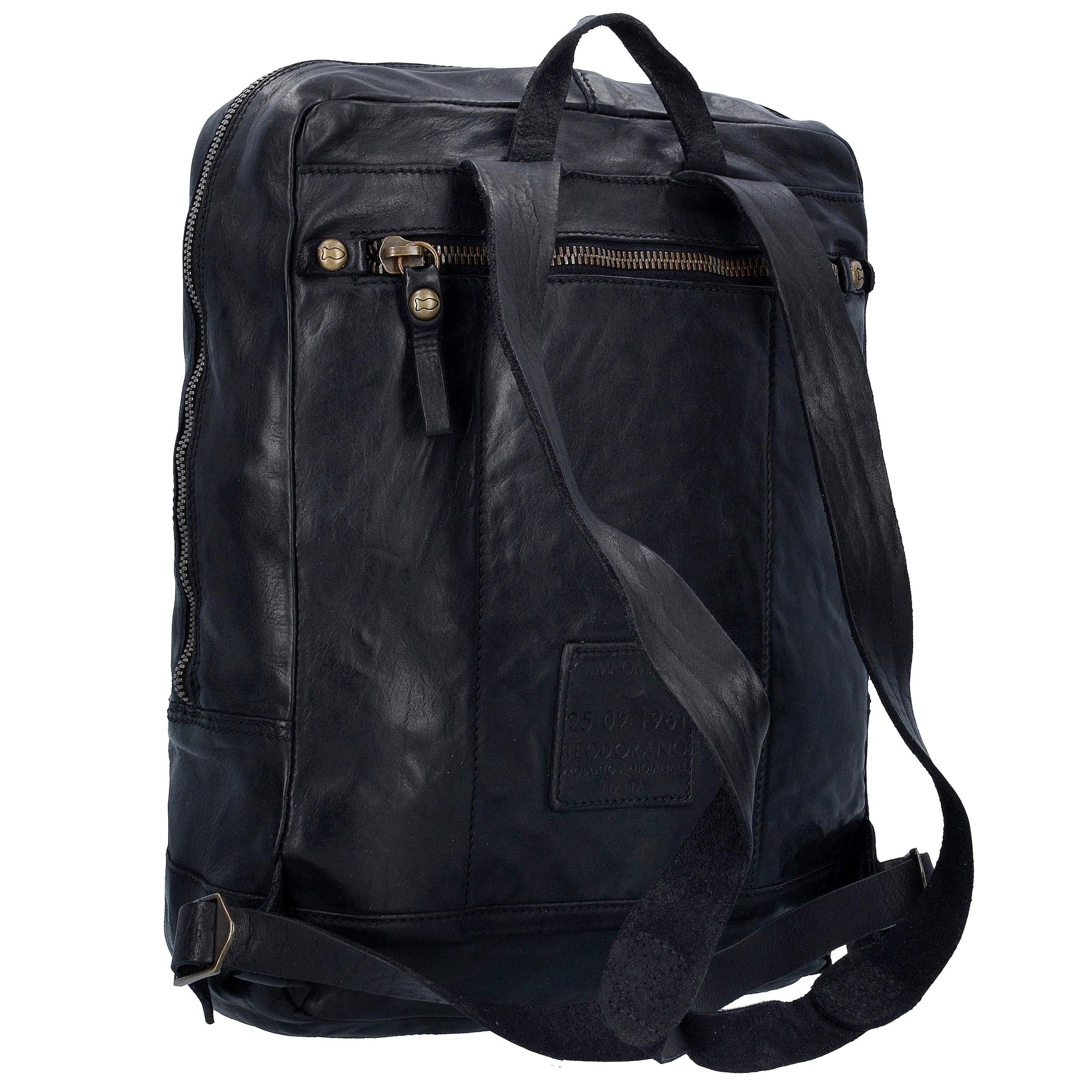 Rabatt Mode-Stil Finish Online Campomaggi Traditional City Rucksack aus Leder 35 cm Rabatt Wirklich Manchester Günstig Online JvCmRPEvQ