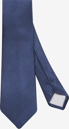 Jacques Britt Krawatte ' Custom Fit ' in blau, Produktansicht