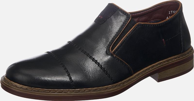 RIEKER | Business Schuhe weit