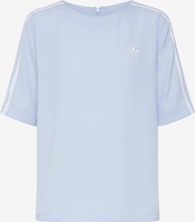 ADIDAS ORIGINALS T-Shirt in hellblau / weiß, Produktansicht