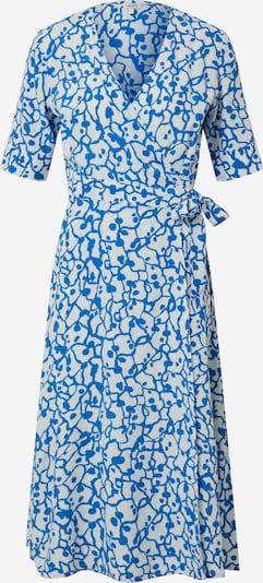 mbym Kleid 'Shubie' in hellblau / weiß, Produktansicht