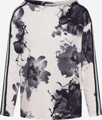 monari Shirt in beige / dunkelgrau / schwarz, Produktansicht