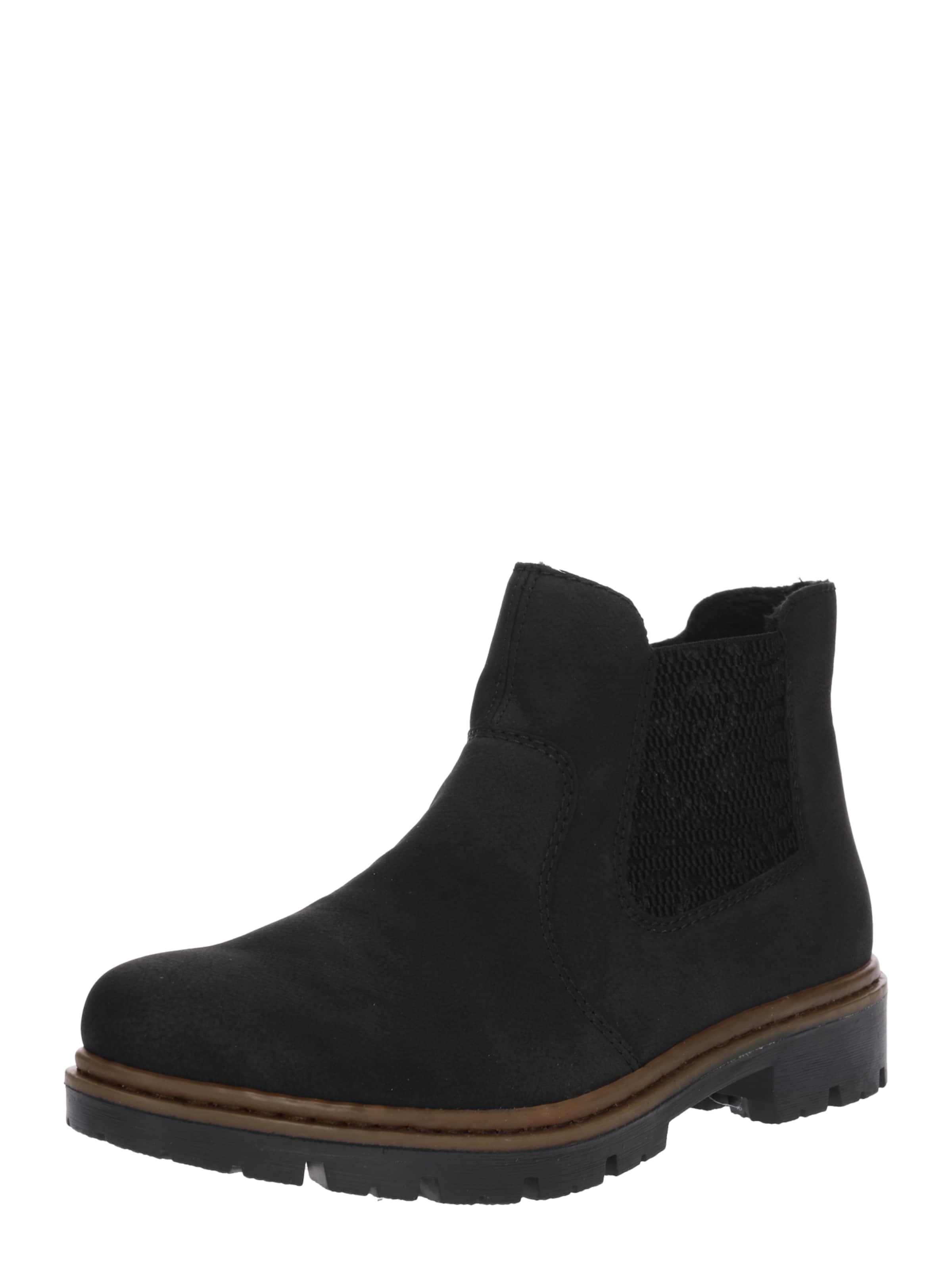 RIEKER Chelsea-Stiefelette Verschleißfeste billige Schuhe Hohe Qualität