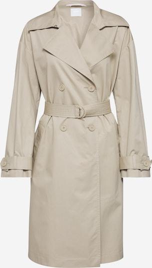 Rudeninis-žieminis paltas 'Oribu' iš BOSS , spalva - gelsvai pilka spalva, Prekių apžvalga